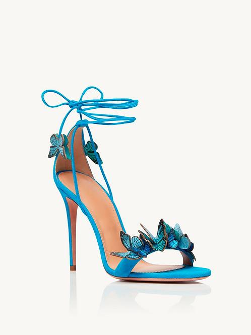 Sandália Luxury Butterfly - Edição Limitada