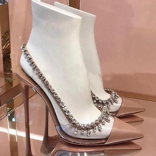 Scarpin Luxury Cinderella