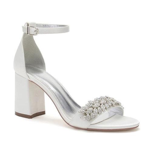 Sandália Luxury Maitê Silver