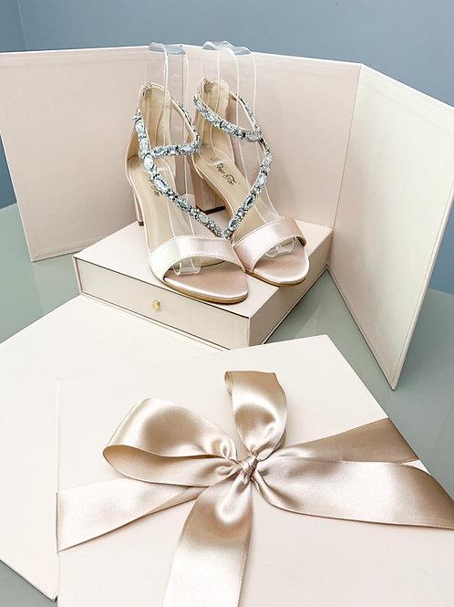 Sandália Crystal Kit Perfect