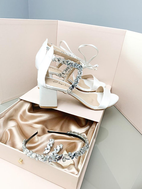 Sandália Especial Kit Perfect