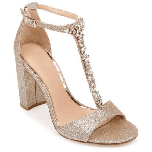 Sandália Diamond Rapunzel Glitter
