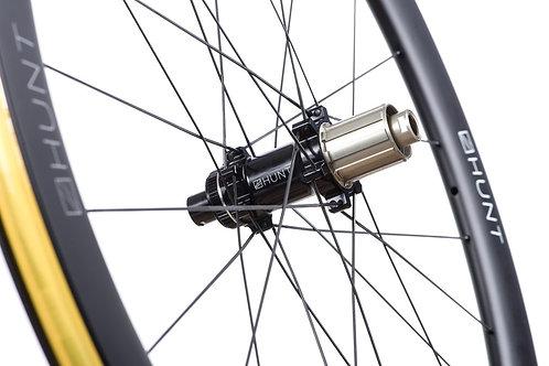 Hunt 50 Carbon Aero Wide Disc Brake Wheels