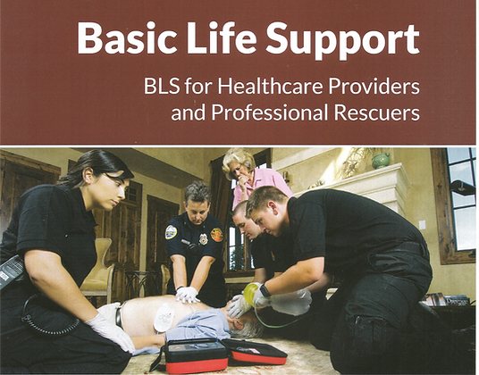 Basic Life Support healthcare providers
