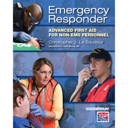 Advanced First Aid Student Handbook