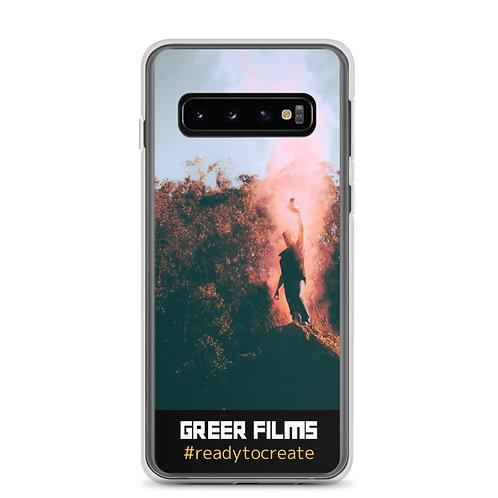 Samsung Case - Smoke Photo