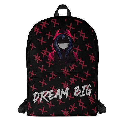 Backpack - RED Girl