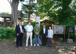 新庄市内をプチ観光しました。