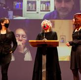 Babette Wagenvoort, Annelie David en Saskia Stehouwer
