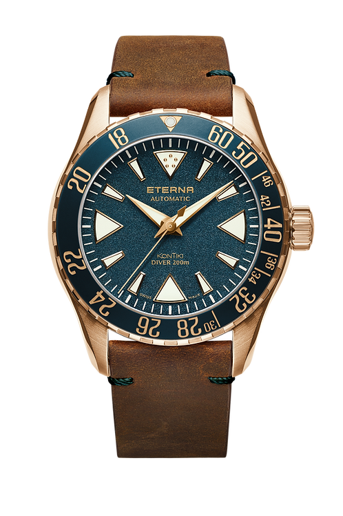 KONTIKI BRONZE DIVER 44 MM