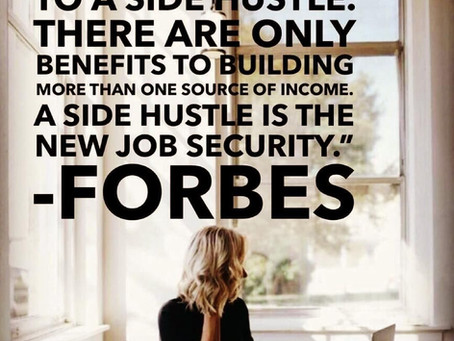 What's your Side-Hustle?