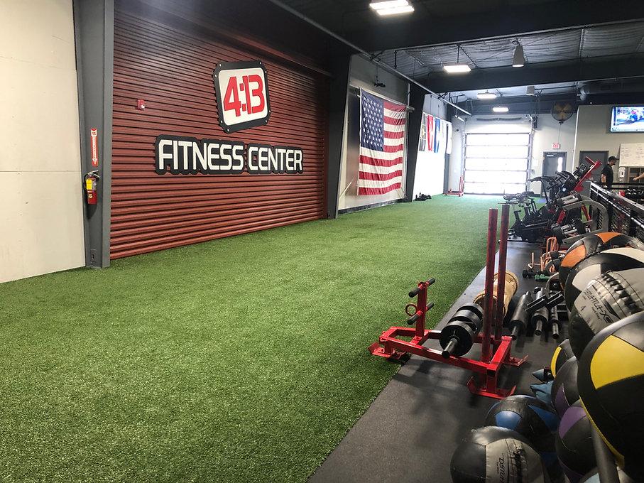 413 Fitness