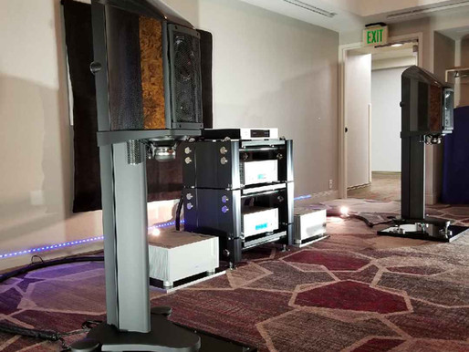Wilson Benesch Speakers... Sound like?