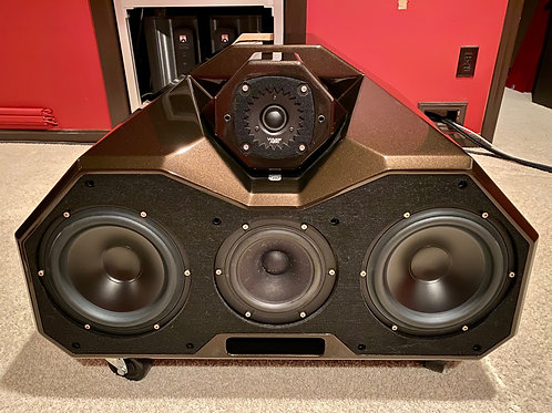 Wilson Audio Mezzo CS Center Channel (Certified Authentic Pre-Owned)