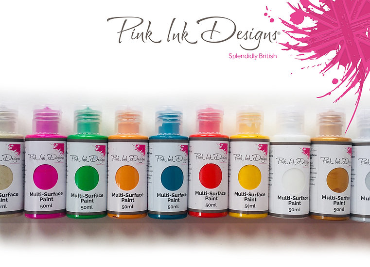 Pink Ink Designs - Multi Surface Paint