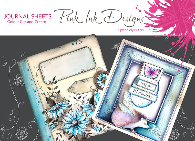 Pink Ink Designs Project Pack - Journal