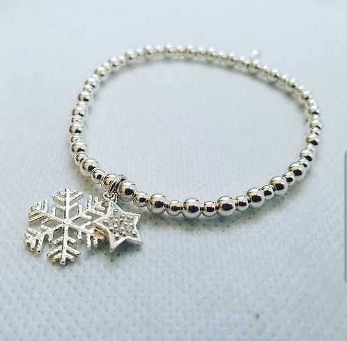 Snow flake star