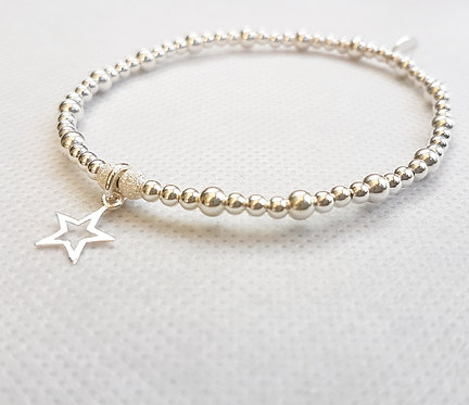 Childrens Star bracelet