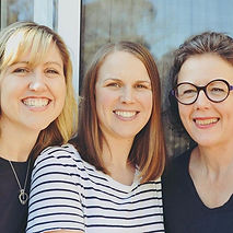 The gorgeous midwives I am now teaching