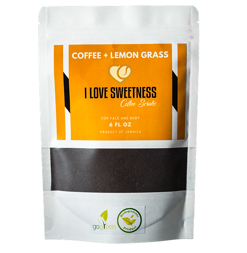 Coffee + Lemon Grass