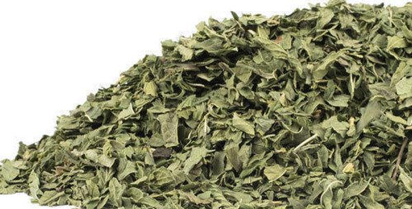 Dried Lemon Leaves