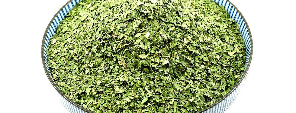 Dried Raw Cilantro / Coriander Leaves