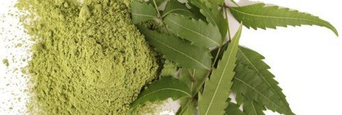 Raw Neem Leaves Powder