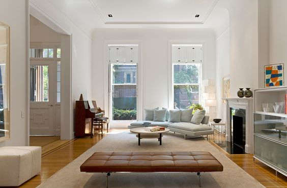 Brooklyn Brownstone Rug