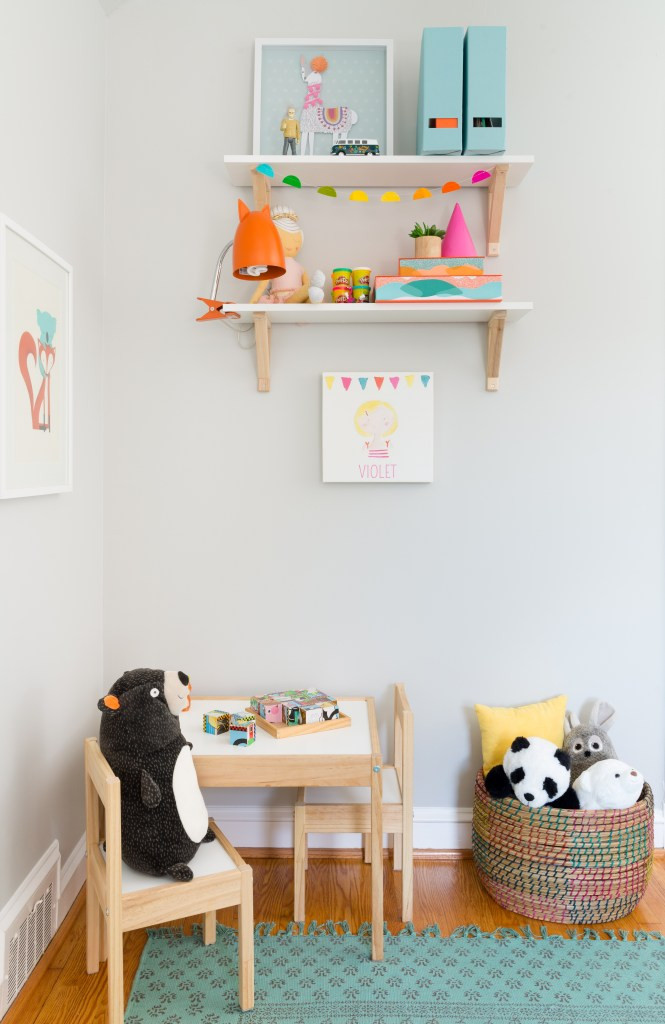 Toddler Craft Corner