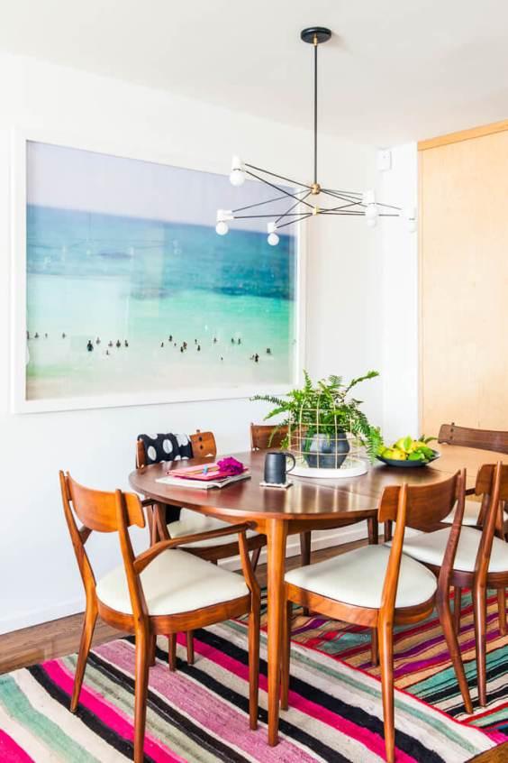 mid century dining room EHD Bri Emery