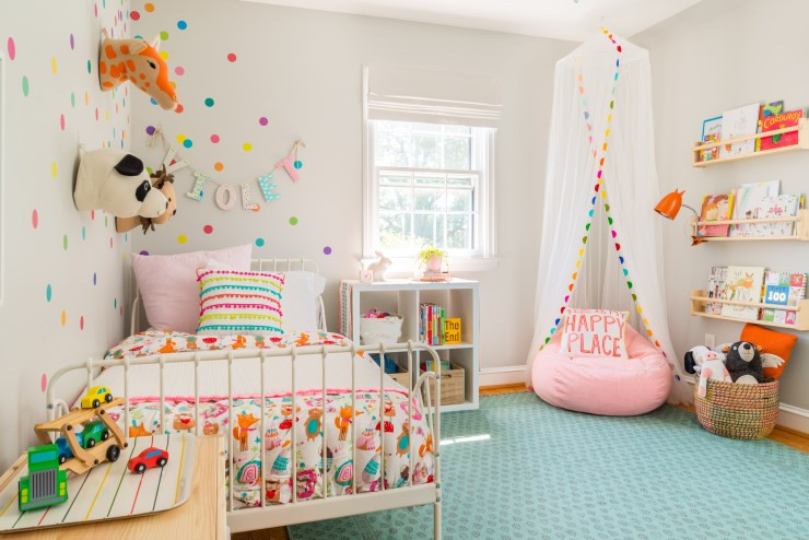 Toddler Bedroom Makeover 8