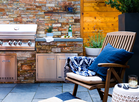 5 TIPS FOR MAKING THE MOST OF YOUR TINY PATIO