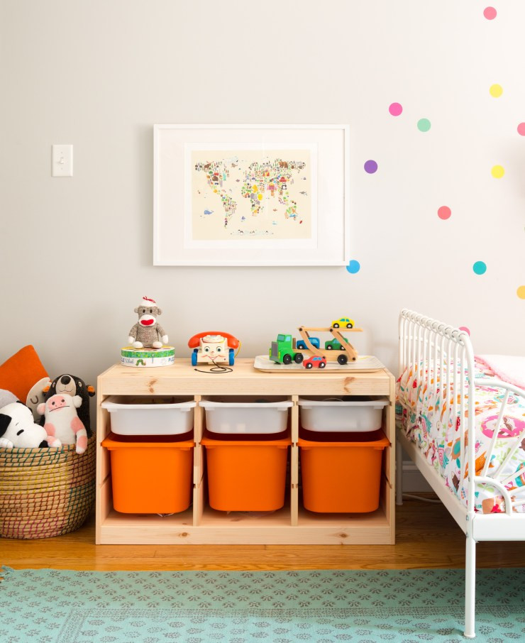 Toddler Room After 4