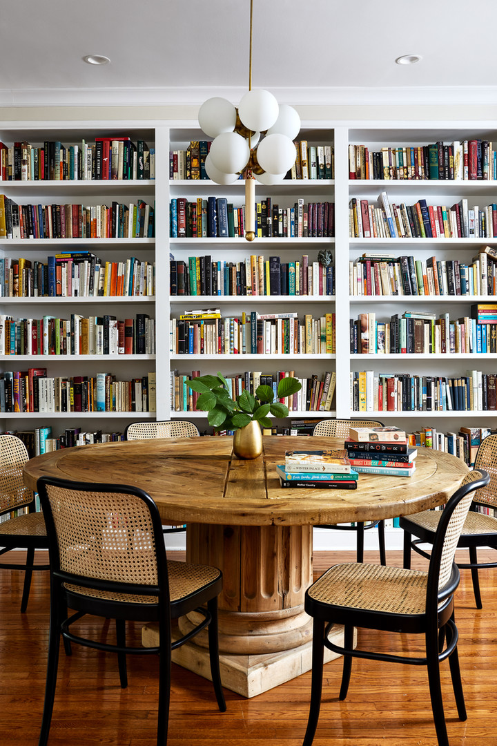 Ninth Street Dining Room Books.jpg