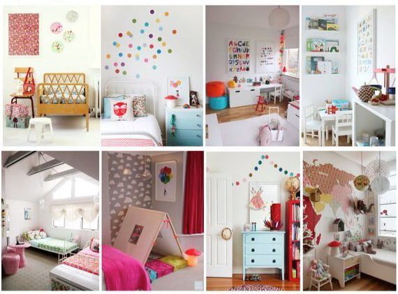 Toddler Room Inspiration