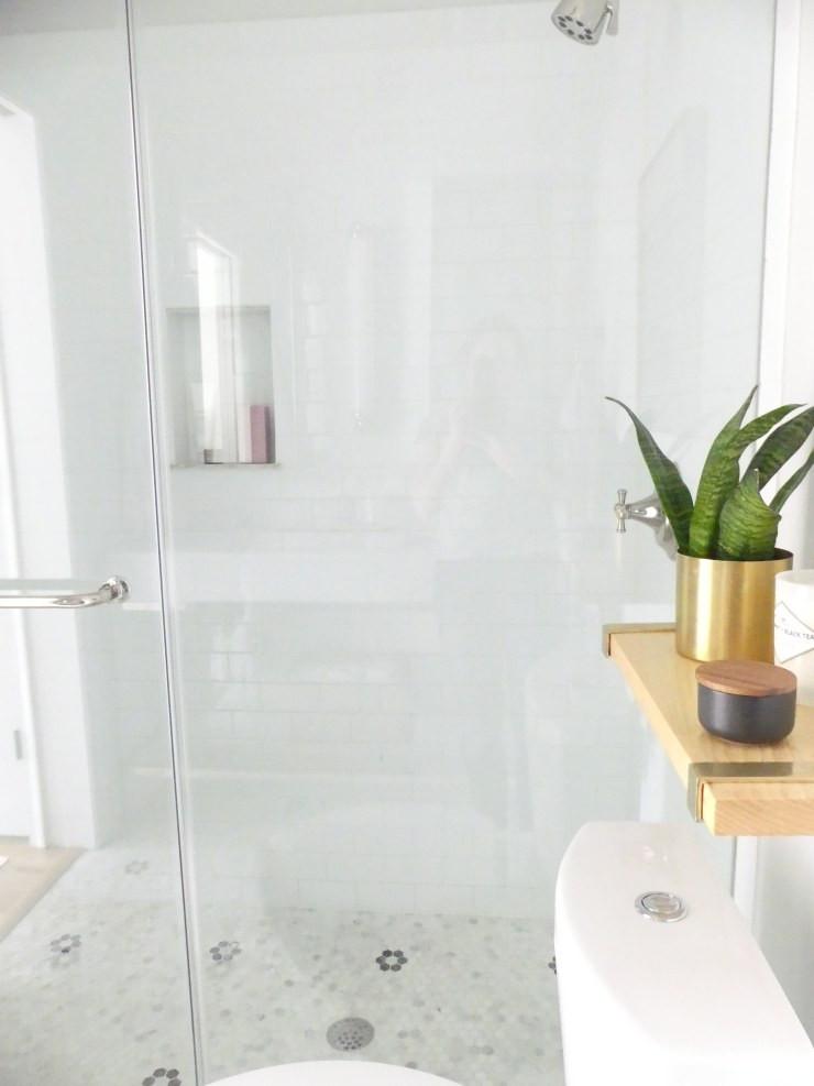 small master bath