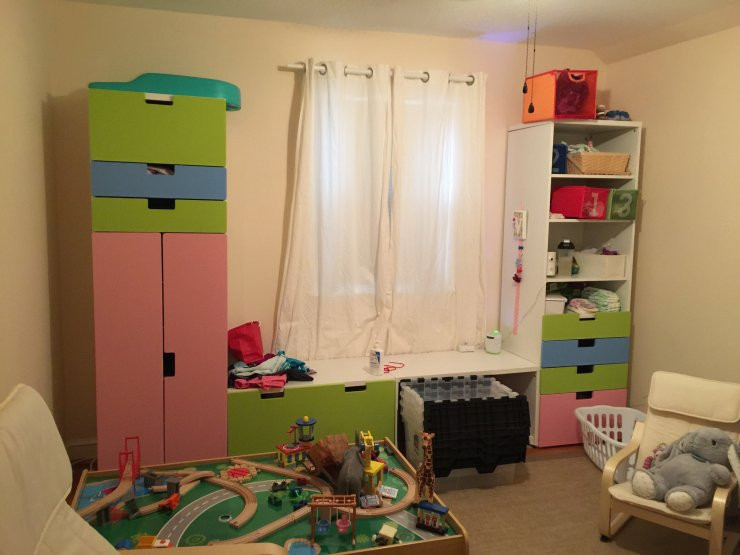 Toddler Room - Before 1