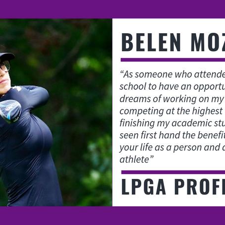 Belen Mozo Joins Friends of G2