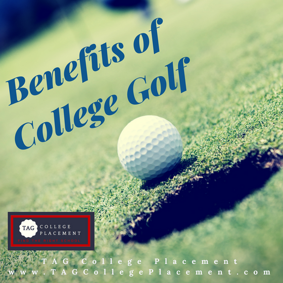 The Benefits of College Golf
