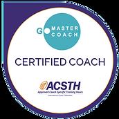 GoMasterCoach - GMC Certified Coach Badg
