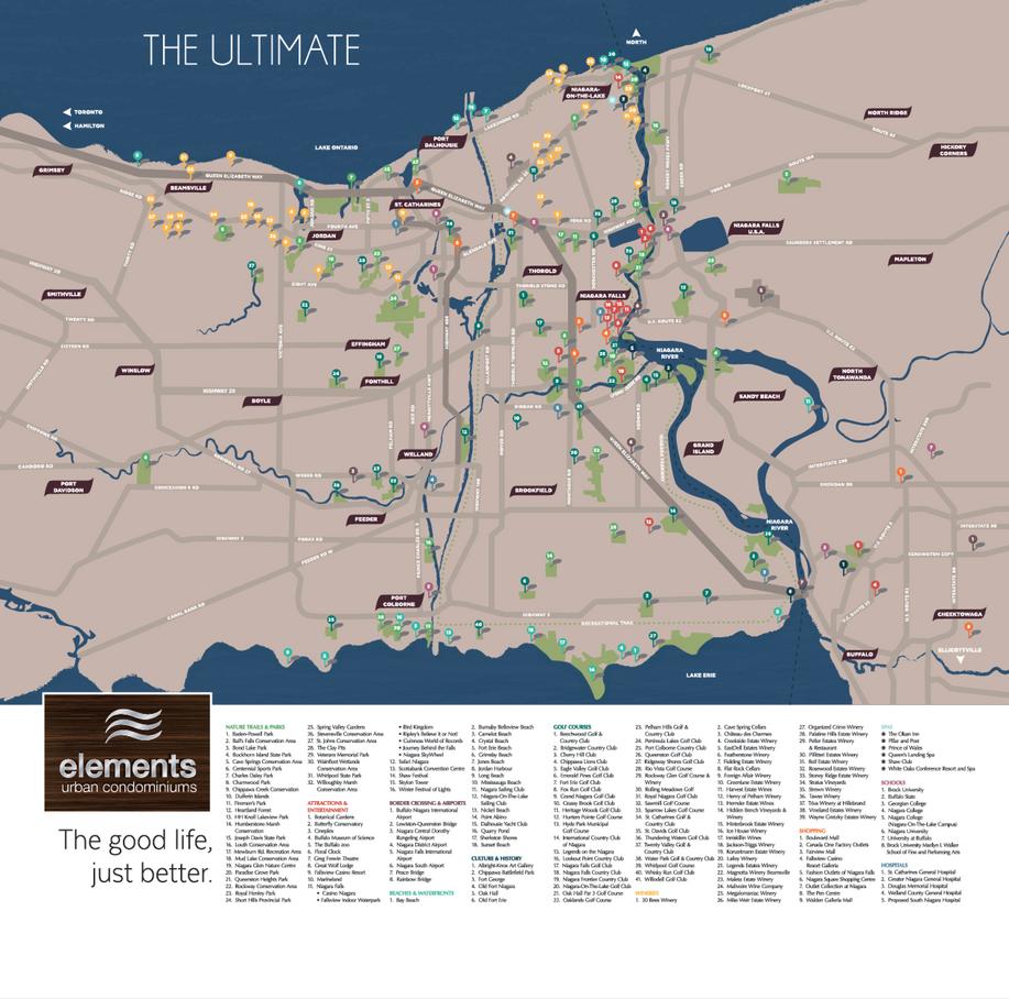 Elements Map