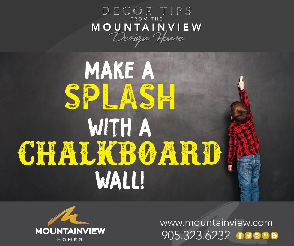 Mountainview Decor Tips