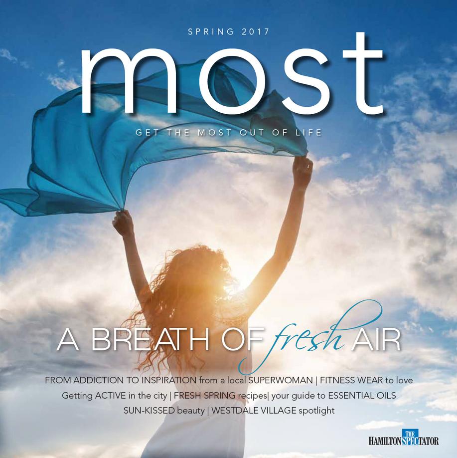 Most Magazine Cover