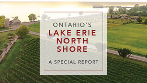 """VineRoutes releases its first-ever """"special report"""" on the wines of Ontario's Lake Erie North Shore"""