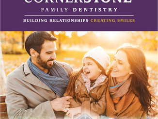 Cornerstone Family Dentistry Marketing