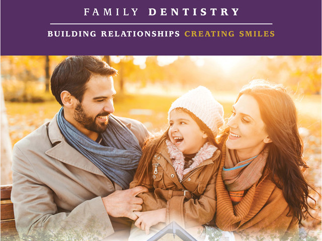 Cornerstone Family Dentistry Marketing