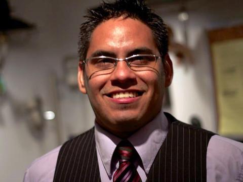 Rodrigo Flores, Senior Web Developer