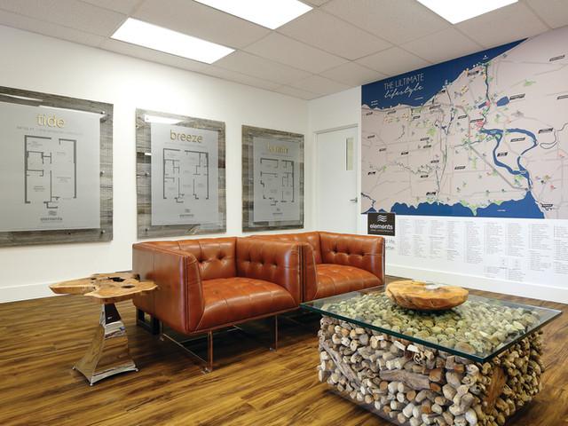 Elements Sales Presentation Centre