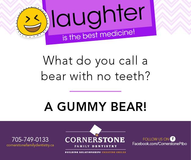 Cornerstone Family Dentistry Social Media