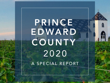 VineRoutes.com releases its inaugural Report on the wines of Prince Edward County, Ontario